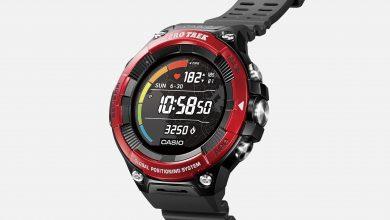 Photo of Casio WSD-F30/ WSD-F21HR Smartwatches