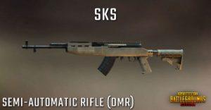 Designated Marksman Rifles (DMR)