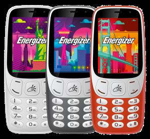 Energizer Energy E241S Phone