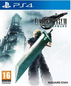 Final Fantasy VII Remake PlayStation 4 Family Games