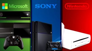 Game consoles excluded from tariffs