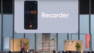 Google Call Recording Functionality