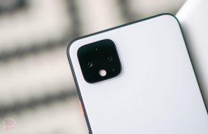 Google Pixel 4 XL Camera