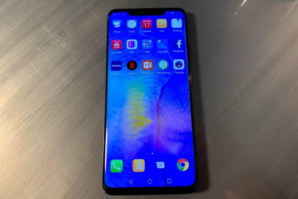 Huawei Mate 20 Pro Best Gaming Phone