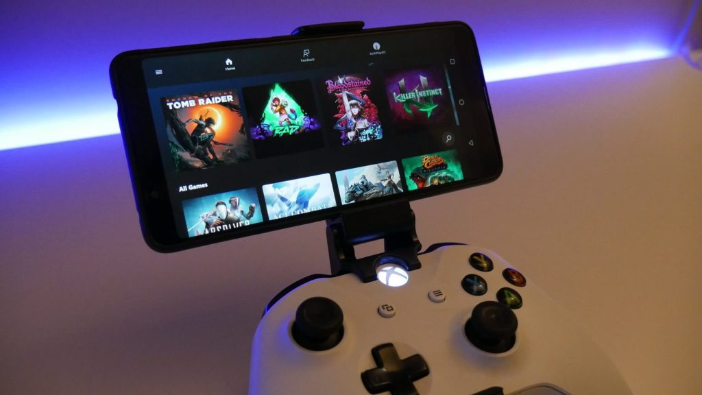 Microsoft's Project X Cloud Game Streaming Service