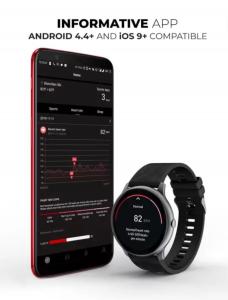 NoiseFit Evolve Smartwatch App Connect