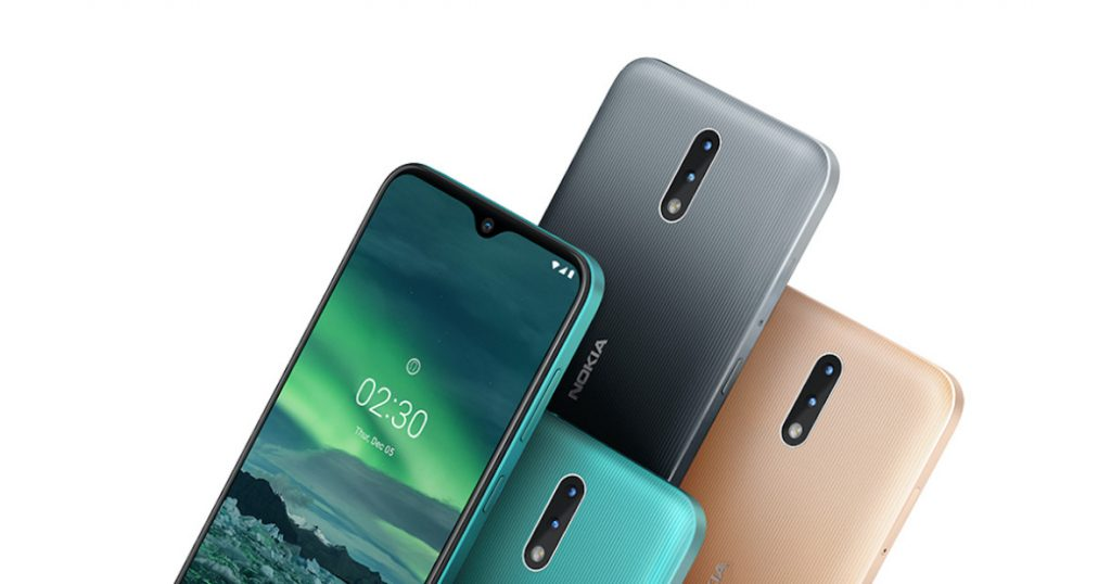 Nokia 2.3, a big launch of NOKIA in late December 2019