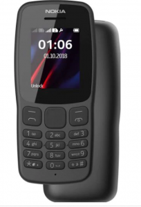Nokia 400 4G Feature Phone