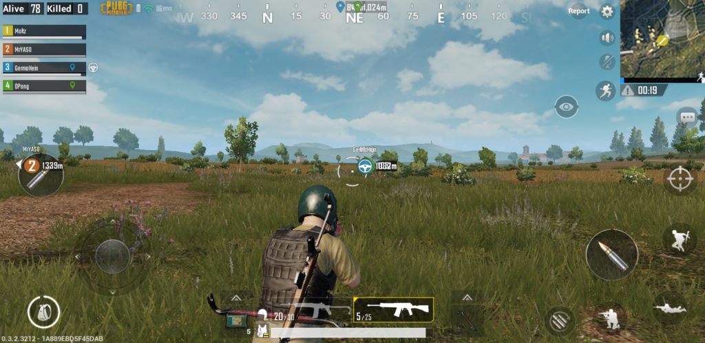 PUBG Mobile Game is China's most profitable mobile game overseas for 2019