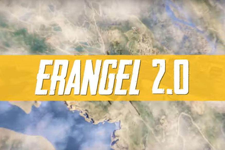 Erangel 2.0 and Throwables