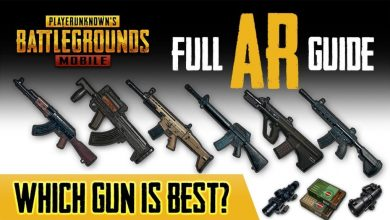 Photo of PUBG Mobile: Best Weapons And Full List Of Weapon Stats