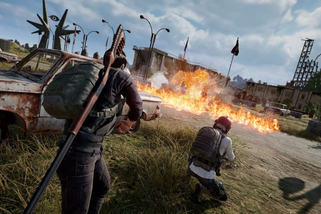 PUBG officially gets new Deathmatch in a new patch
