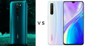 Redmi Note 8 Pro Against Realme X2