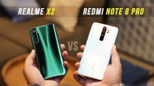 Redmi Note 8 Pro Vs Realme X2
