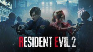 Resident Evil 2 - Best Xbox One Horror Games