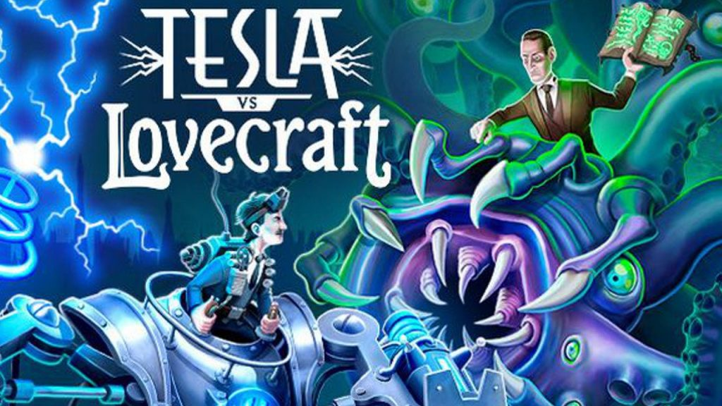 Tesla vs Lovecraft game review