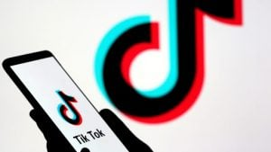 TikTok Music Streaming