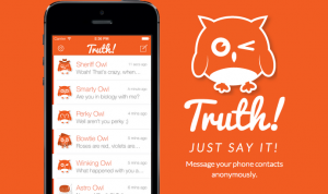 Truth - Anonymous Apps