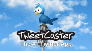Tweetcaster Stops Working