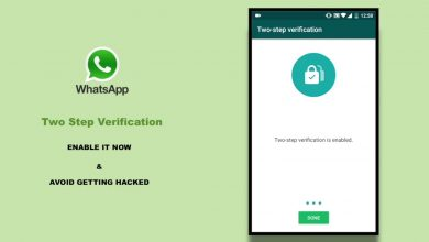 Photo of Whatsapp Two Factor Authentication: How to Set It Up