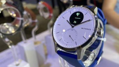 Photo of ScanWatch: Withings Launches New Hybrid Smartwatch To Detect Sleep Apnea
