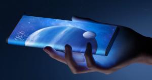 MIX Alpha Concept Phone