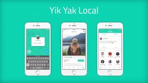 Yik Yak - Anonymous Apps