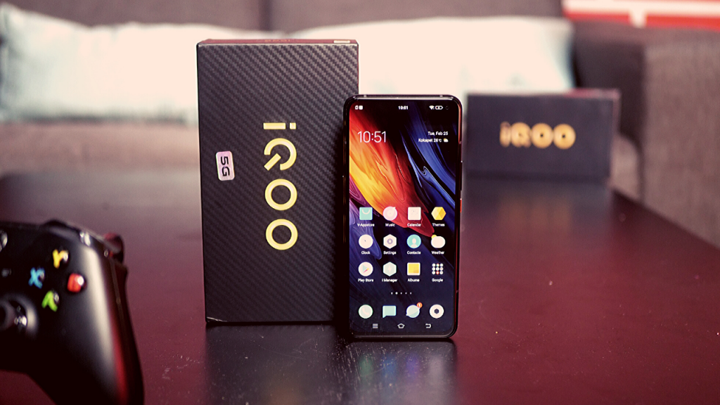 iQOO 3 officially teased, will come with UFS 3.1 storage