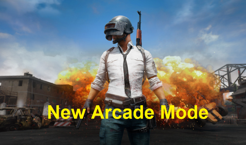 All New Arcade Mode On PUBG Deathmatch In Smaller Maps With Eight Player Teams