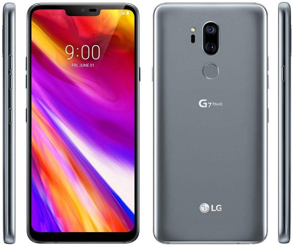 Android Pie finally descends for the Sprint LG G7 ThinQ