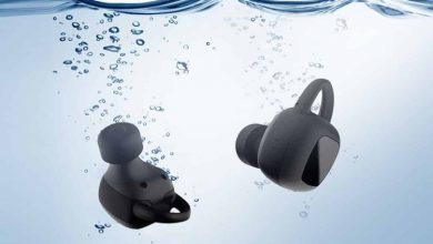Photo of Aria Waterproof Earbuds Review
