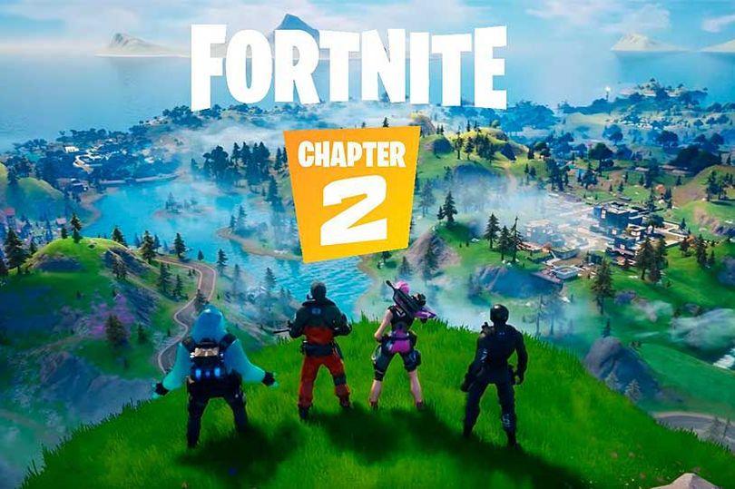 Fortnite Chapter 2 Season 2 Promotions