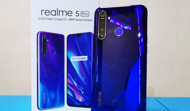 Realme Pro 5 Android 10 Upgrade