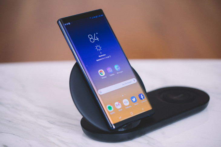 Samsung Galaxy Note 9 rolls out Android 10 update in Germany and the USA