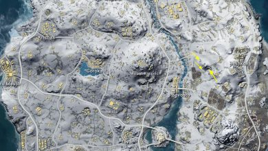 Photo of Updated PUBG Vikendi map has been Tested out on PC