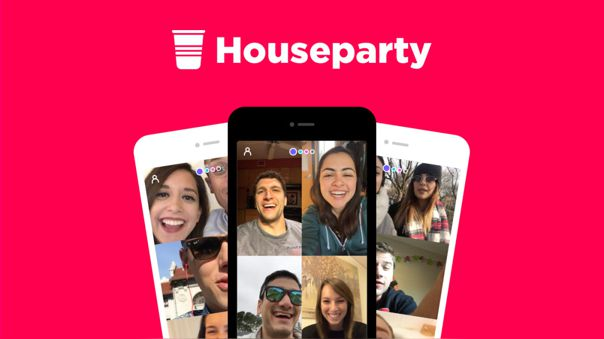Houseparty: Introduction, Creating And Deleting The Account