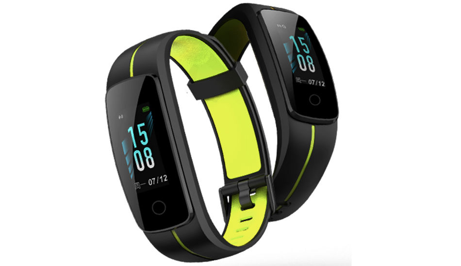 New Competition In The Fitness Band Market- The Playfit 53
